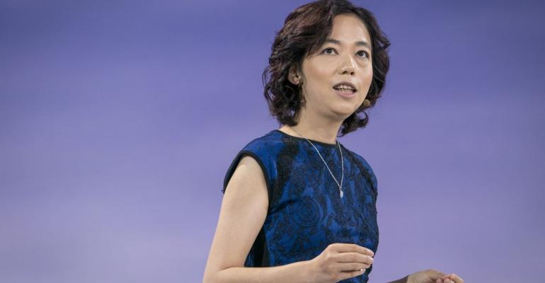 Fei-Fei Li Photographer: David Paul Morris/Bloomberg