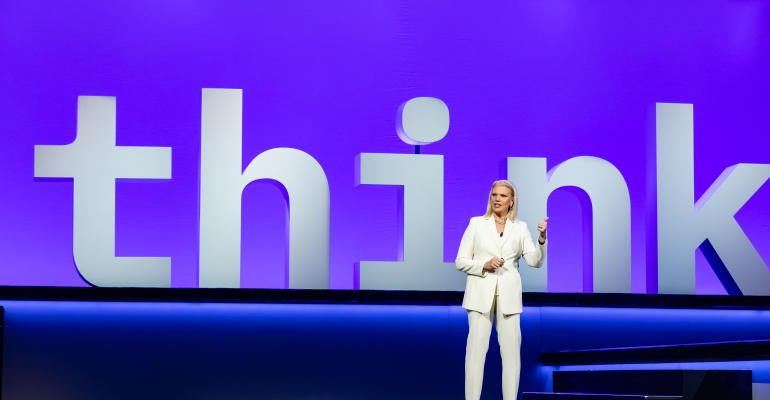 Ginni Rometty keynote at Think 2019