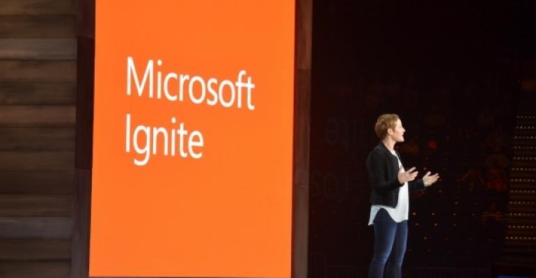 Microsoft Ignite Keynote