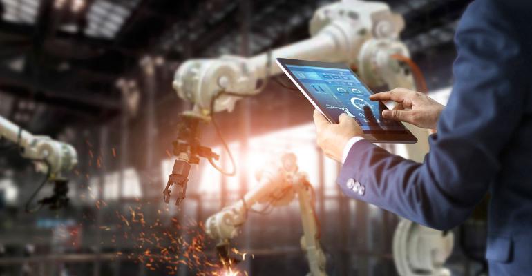 Industrial IoT business