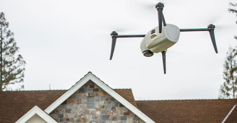 Drone Insurance Adjuster