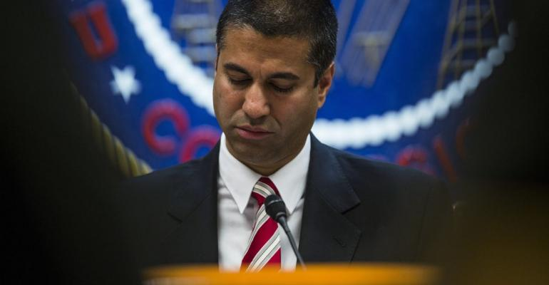Ajit Pai, the man who voted to kill net neutrality