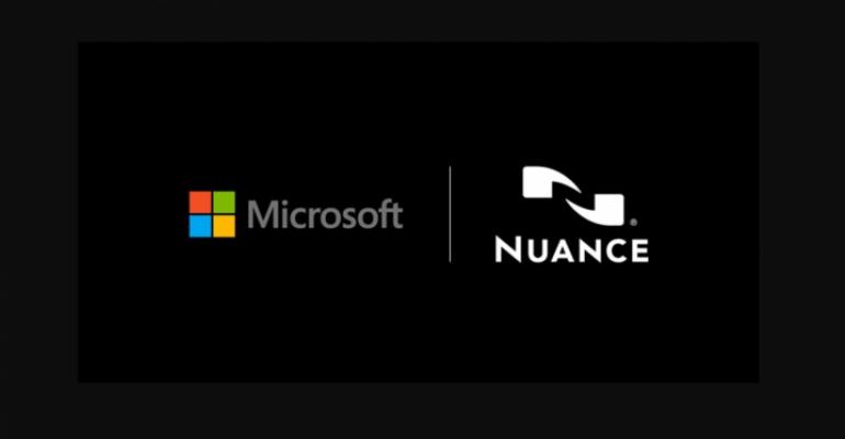 microsoft nuance deal