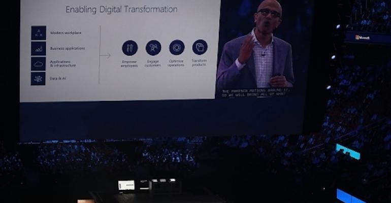 Nadella Enabling Digital Transformation