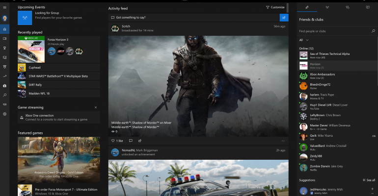 PC Gaming on Windows 10 Fall Creators Update