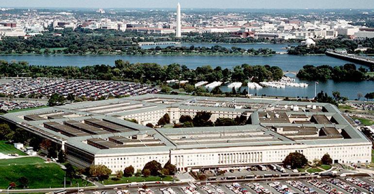Here's the Pentagon, cloud customer.