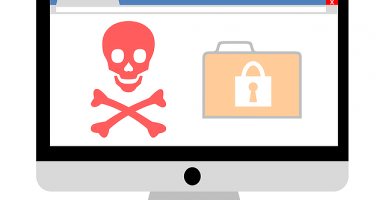 Ransomware and cryptocurrency malware remain top threats.