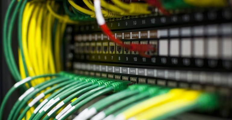 Ethernet cables. Photographer: Bartek Sadowski/Bloomberg