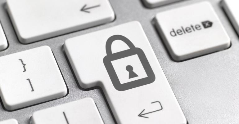security key on keyboard