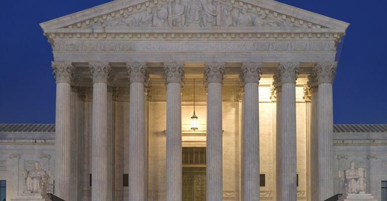 Here's the Supreme Court of the U.S., where any executive order-prompted antitrust ruling is likely to land