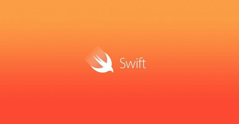 Swift language logo