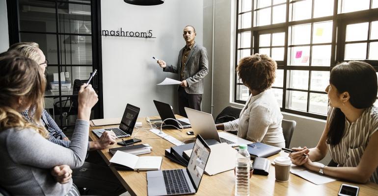 Team Meeting - Collaboration