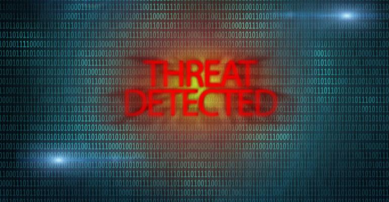 threat detected spelled among code