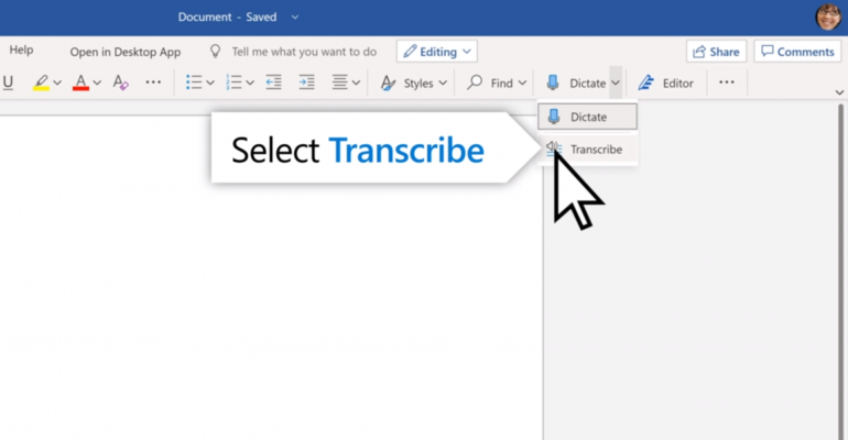 transcribe-in-word-screenshot.png