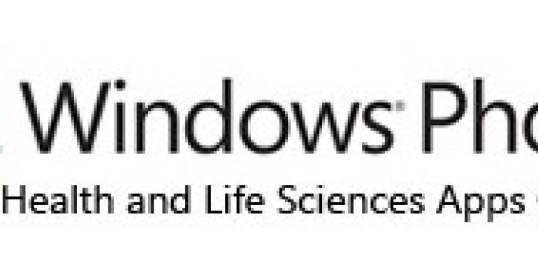 Microsoft hosts healthcare app contest