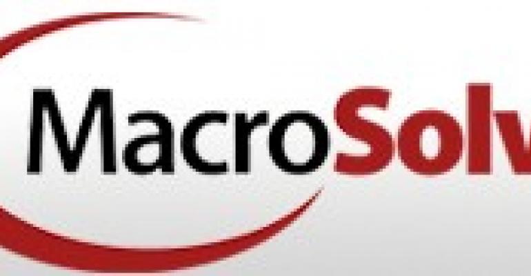 HotCloud, MacroSolve link on apps