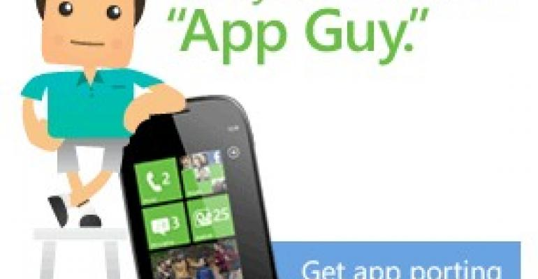 Microsoft Offers Kid Gloves to Android Developers Willing to Talk Windows Phone