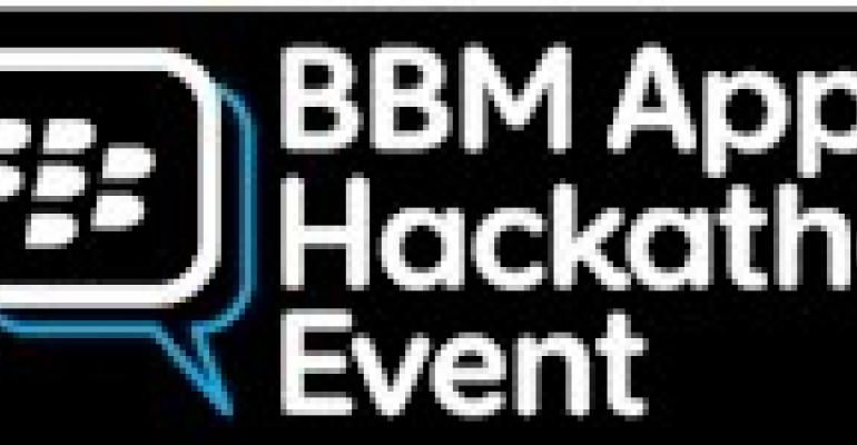 AT&T, BlackBerry Tout App Hackathon Events