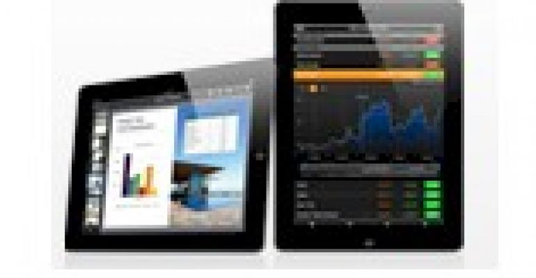 Tablet adoption slower than expected, but slated for uptick