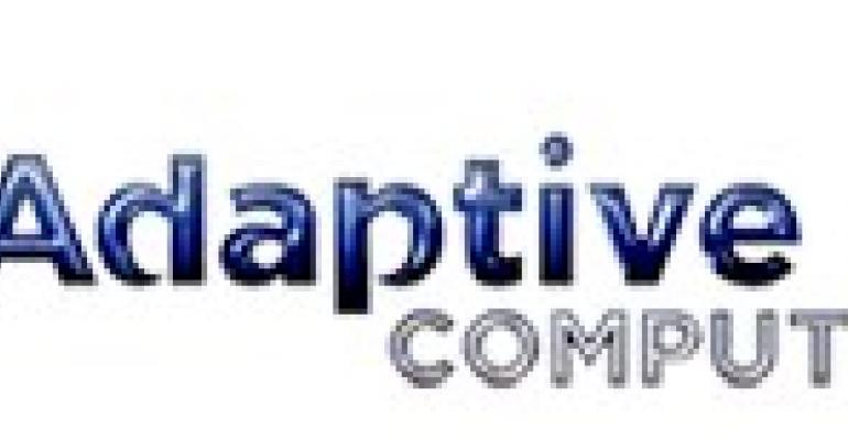 Adaptive Computing optimizes the cloud