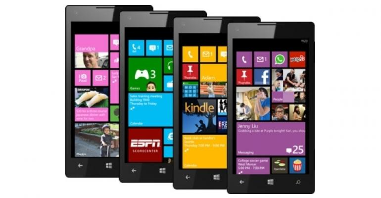 Windows Phone Users Come with iOS- and Android-Using Friends