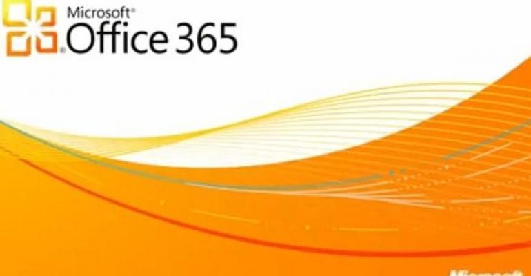 Office 365 vs. Google Docs: End-User Perspective