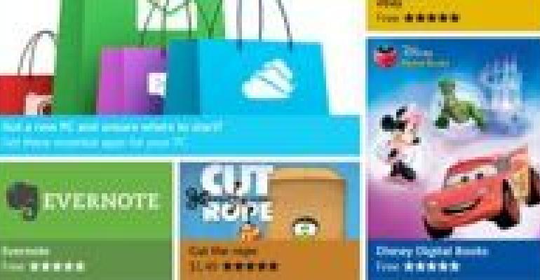 Microsoft Kicks Off Windows 8 App Contest