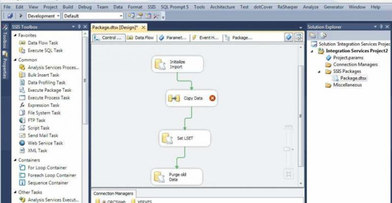 SQL Server 2012: Top New Features for .NET Developers