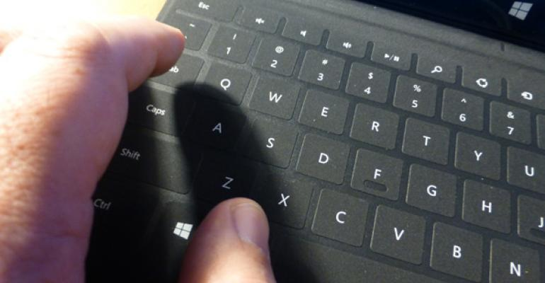 Why Surface RT? Part 4: Task Switching