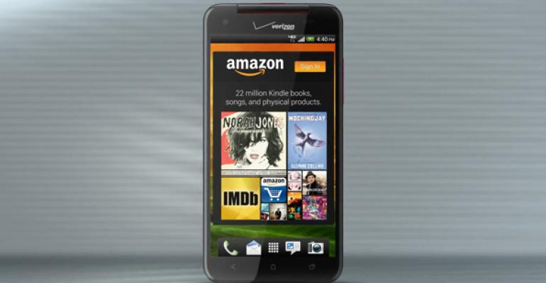 Amazon App Suite for Android: Kindle Phone Preview?