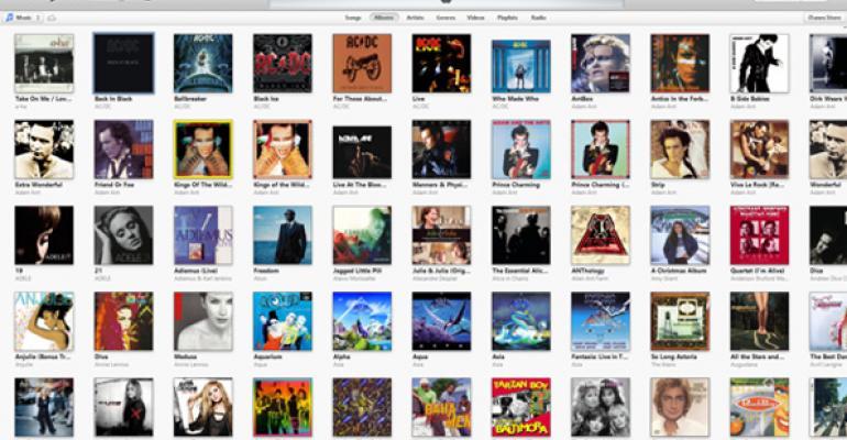 Apple iTunes 11