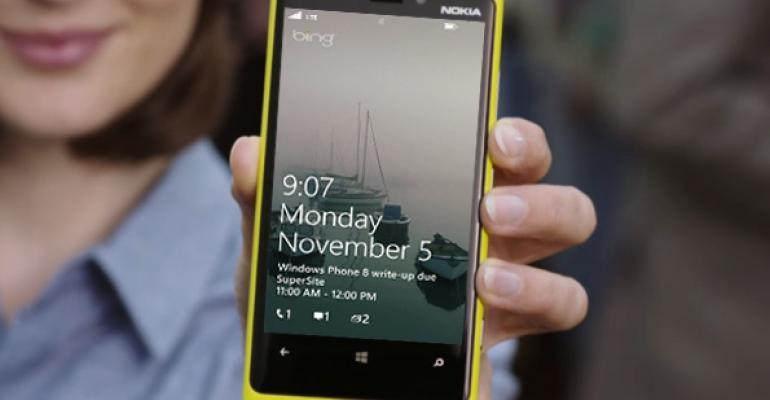 Windows Phone 8 Tip: Customize The Lock Screen