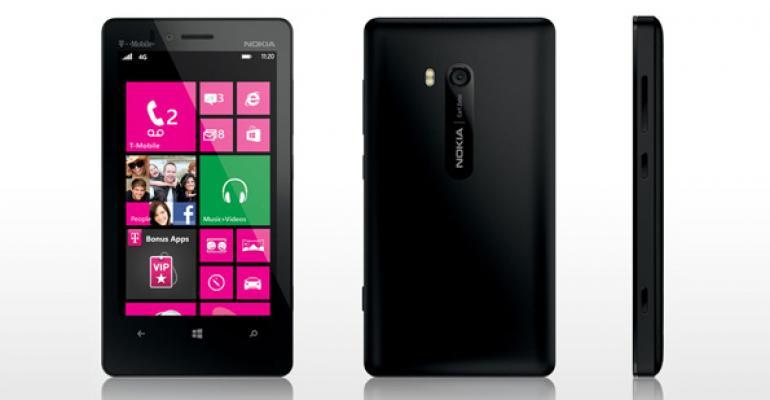 Review: Nokia Lumia 810