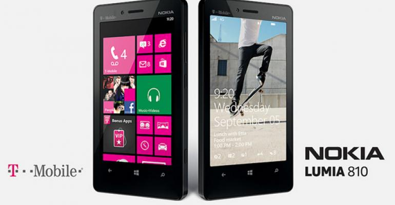 Nokia Lumia 810: First Impressions and Screenshots