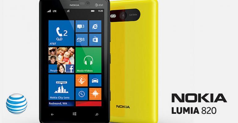Nokia Lumia 820: First Impressions and Screenshots