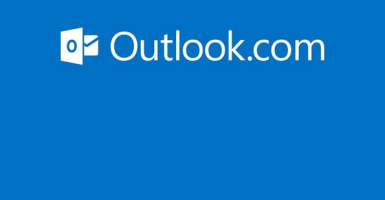 Outlook.com Improves, Adds an Android App