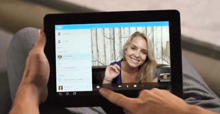 Now Available: Skype 3 for Android