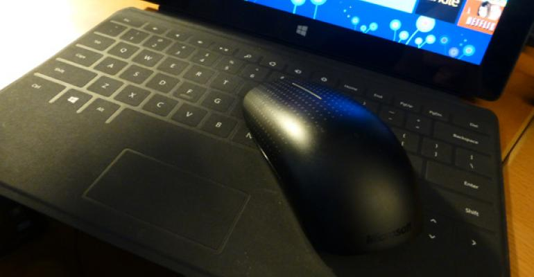 Why Surface RT? Part 5: Mouse