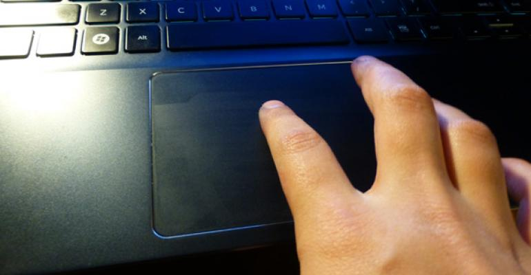 Windows 8 Tip: Use Trackpad Multi-touch Gestures