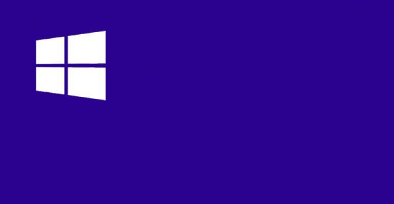 Windows 8 Feature Focus: Web-Based Setup