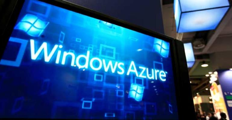 Taking Windows Azure Virtual Machines for a Test Drive