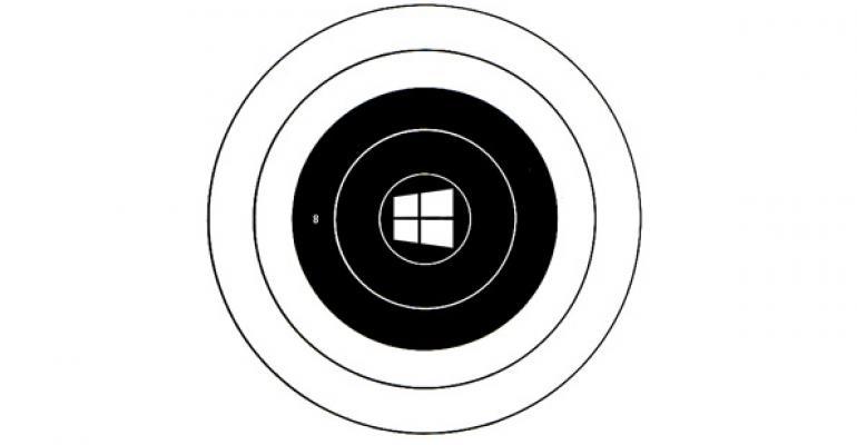 Windows 8 Sales Well Below Projections, Plenty of Blame to Go Around