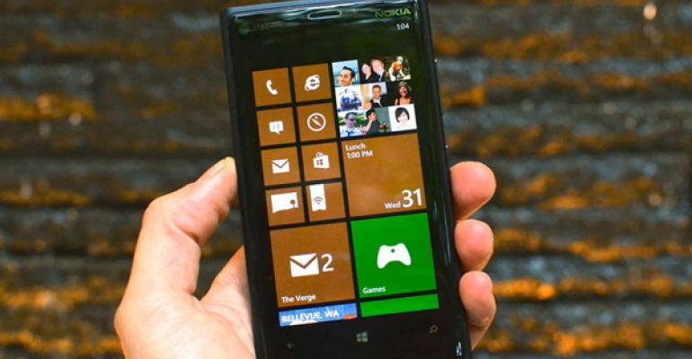 Windows Phone Design