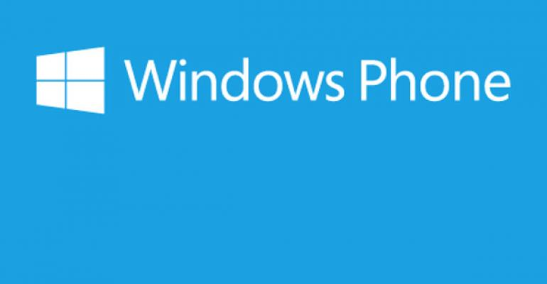 Of Windows Phone 8 and Random Reboots