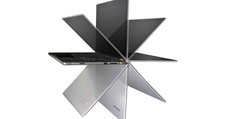 Review: Lenovo IdeaPad YOGA 13