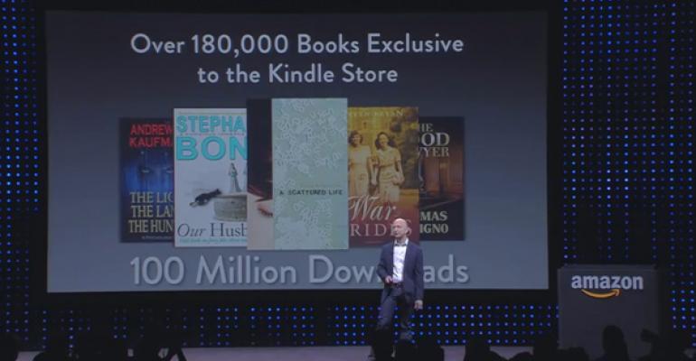 Amazon Spreads Its Ecosystem