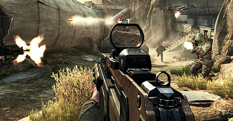 Black Ops 2: $1 Billion in 15 Days, 150 Million Hours of Online Play