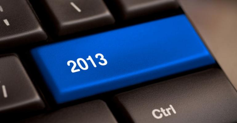 Tech Resolutions to Consider for 2013