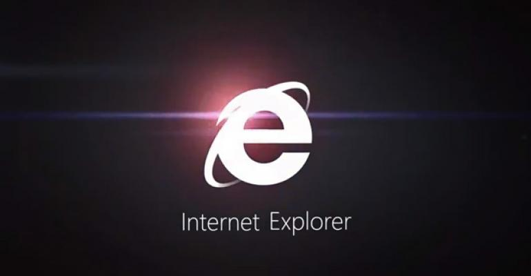 Microsoft: There Can Be Only One … Browser