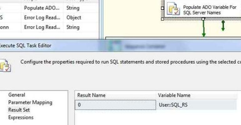 Consolidate Data on Executed SSRS Reports for Easy Querying